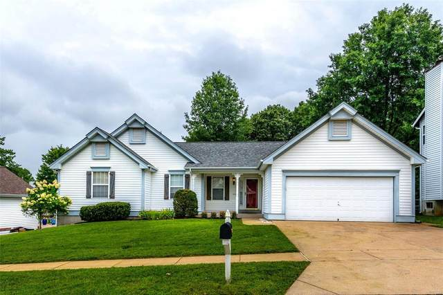 1851 Charity Court, Fenton, MO 63026 (#20052631) :: The Becky O'Neill Power Home Selling Team
