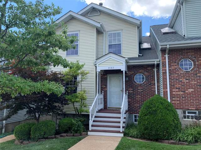 3157 Carrsville Court, St Louis, MO 63139 (#20052638) :: The Becky O'Neill Power Home Selling Team