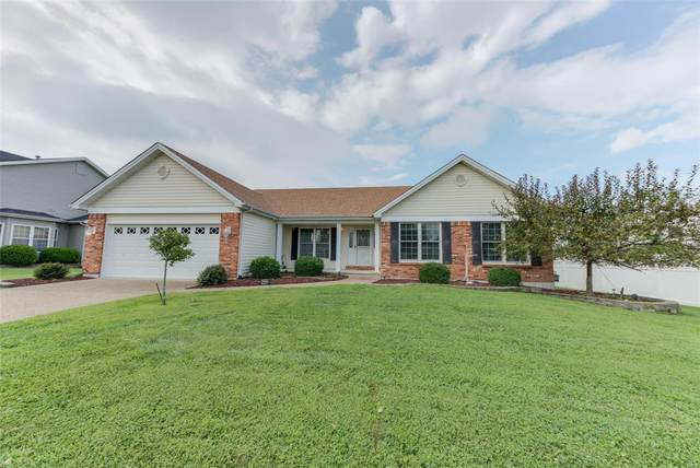14 Augusta Downs Drive, Saint Peters, MO 63376 (#20052659) :: The Becky O'Neill Power Home Selling Team
