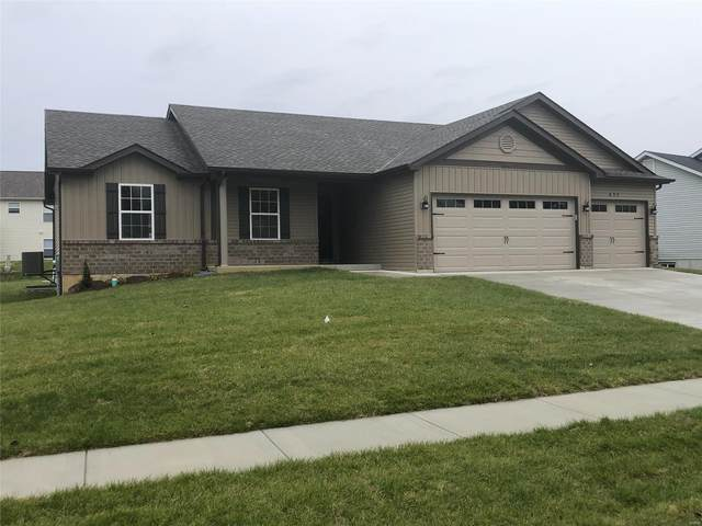 605 Meadowgreen, Troy, MO 63379 (#20052660) :: The Becky O'Neill Power Home Selling Team