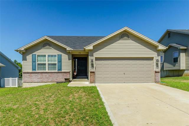 1146 Jaxson Drive, Foristell, MO 63348 (#20052665) :: The Becky O'Neill Power Home Selling Team