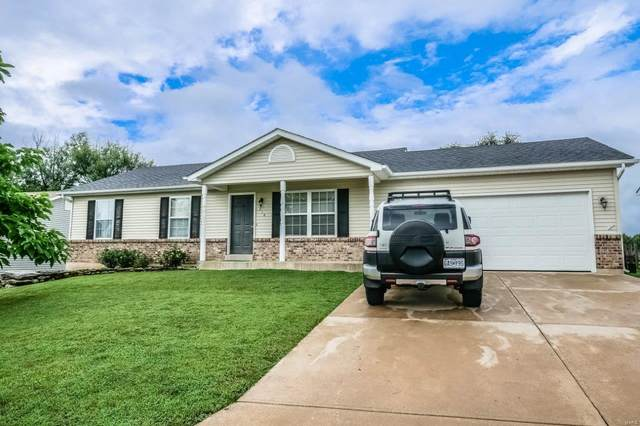 214 Summerwood Court, Moscow Mills, MO 63362 (#20052672) :: The Becky O'Neill Power Home Selling Team