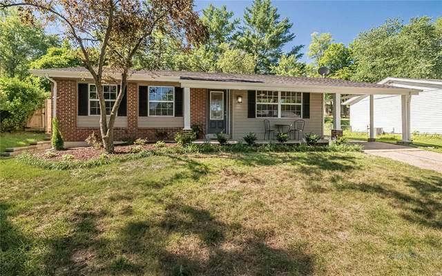 524 Goldwood Drive, Ballwin, MO 63021 (#20052678) :: The Becky O'Neill Power Home Selling Team
