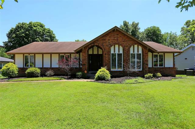 15538 Highcroft Drive, Chesterfield, MO 63017 (#20052702) :: Parson Realty Group