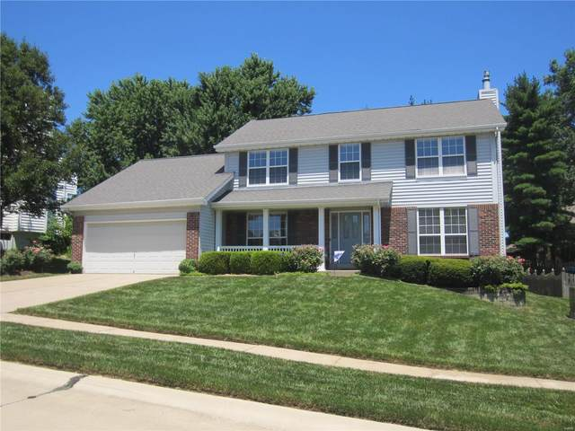 2808 Diekamp Farm Trail, Saint Charles, MO 63303 (#20052713) :: The Becky O'Neill Power Home Selling Team