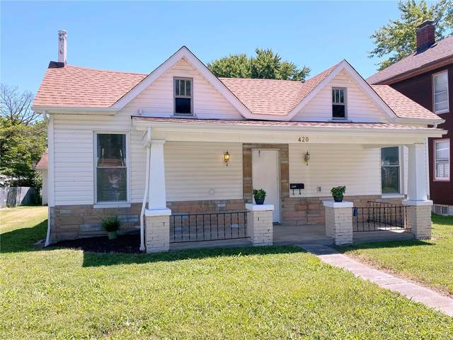 420 N 5th Street, Belleville, IL 62220 (#20052724) :: Tarrant & Harman Real Estate and Auction Co.