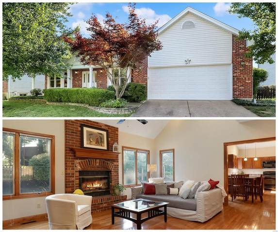 847 Heron Woods Drive, Manchester, MO 63021 (#20052735) :: The Becky O'Neill Power Home Selling Team