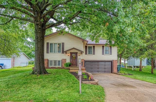 138 Bramblewood Drive, Saint Peters, MO 63376 (#20052782) :: The Becky O'Neill Power Home Selling Team