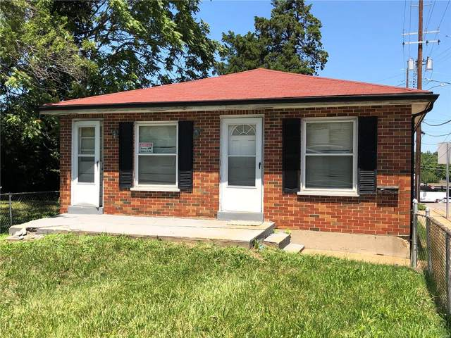 6200 Flint Avenue, St Louis, MO 63121 (#20052792) :: The Becky O'Neill Power Home Selling Team
