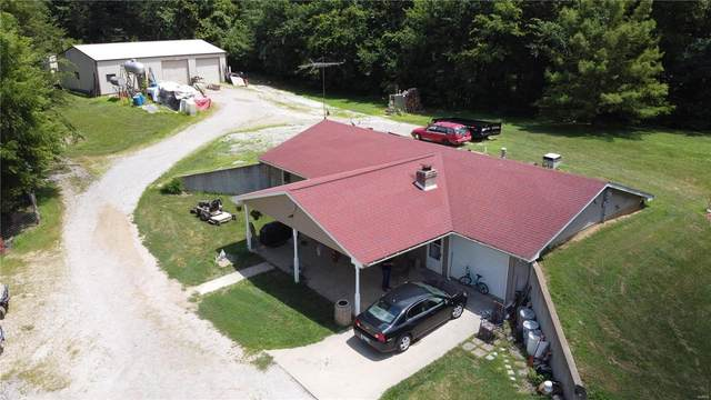 7150 Bluff Road, PRAIRIE DU ROCHER, IL 62277 (#20052798) :: Parson Realty Group