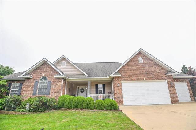 604 Norwich, Rolla, MO 65401 (#20052804) :: The Becky O'Neill Power Home Selling Team