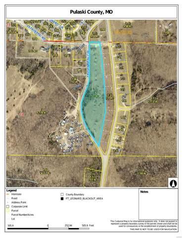 0 Zeigenbein Road, Waynesville, MO 65583 (#20052824) :: Matt Smith Real Estate Group