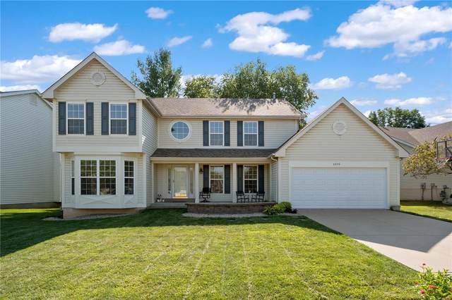 6926 Fieldstone Farms Drive, O'Fallon, MO 63368 (#20052825) :: Kelly Hager Group | TdD Premier Real Estate