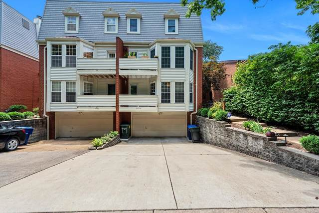 4468 Mcpherson Avenue 4B, St Louis, MO 63108 (#20052849) :: The Becky O'Neill Power Home Selling Team