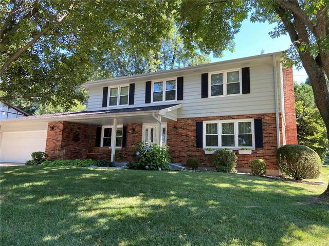 2830 Woodside Drive, Quincy, IL 62301 (#20052867) :: The Becky O'Neill Power Home Selling Team