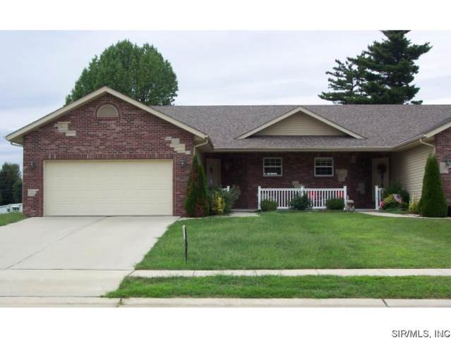 326 Jarvis Court A, Troy, IL 62294 (#20052871) :: The Becky O'Neill Power Home Selling Team