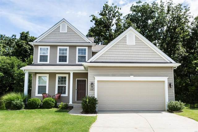 1517 Still Forest Court, Saint Peters, MO 63376 (#20052881) :: Clarity Street Realty