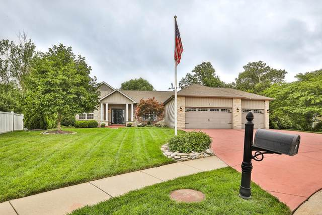 9 Valkyrie Ride Court, Wentzville, MO 63385 (#20052887) :: The Becky O'Neill Power Home Selling Team