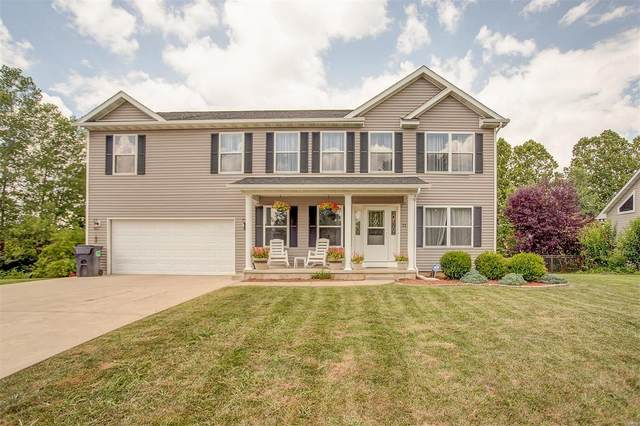23 Coventry Court, Fairview Heights, IL 62208 (#20052907) :: The Becky O'Neill Power Home Selling Team