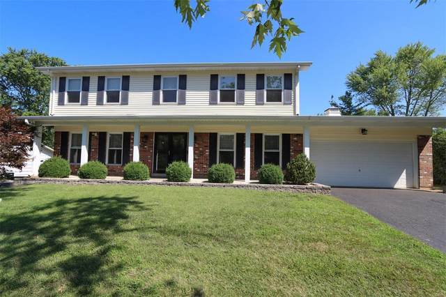 12923 Mayerling Drive, St Louis, MO 63146 (#20052928) :: The Becky O'Neill Power Home Selling Team