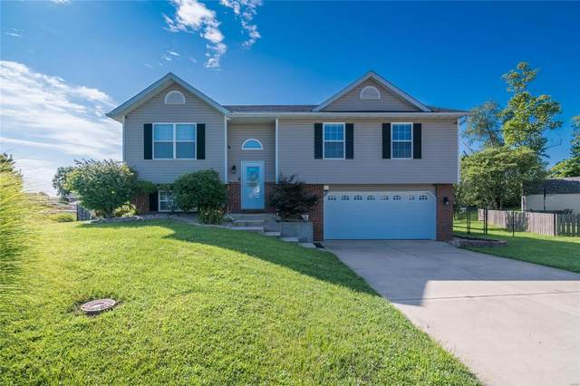 2 Oakbrooke, Troy, IL 62294 (#20052937) :: Parson Realty Group