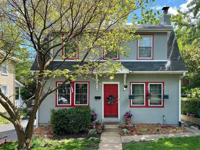614 Marshall Avenue, St Louis, MO 63119 (#20052962) :: Hartmann Realtors Inc.