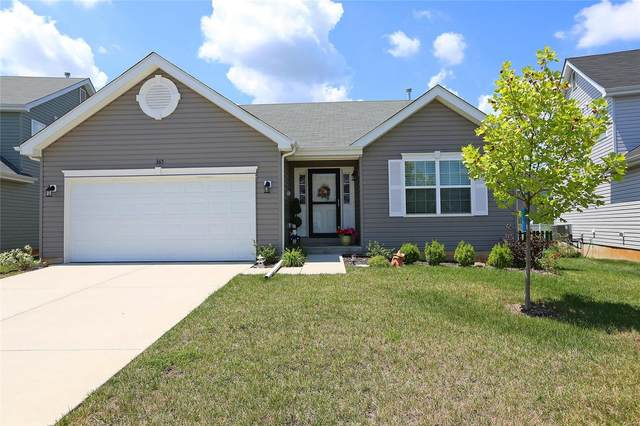 365 Rock Ridge Road, Wentzville, MO 63385 (#20052990) :: The Becky O'Neill Power Home Selling Team