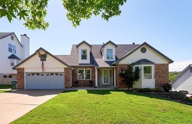 1606 La Palma Drive, Fenton, MO 63026 (#20052992) :: The Becky O'Neill Power Home Selling Team