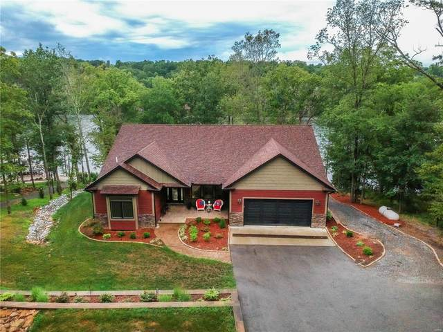 3545 Parrish Ridge Lane Lane, GOREVILLE, IL 62939 (#20052994) :: The Becky O'Neill Power Home Selling Team