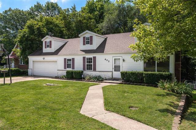 602 Arrowhead Drive, Collinsville, IL 62234 (#20053001) :: Century 21 Advantage