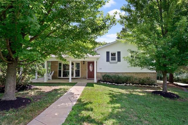 2474 Crestview Drive, High Ridge, MO 63049 (#20053015) :: The Becky O'Neill Power Home Selling Team