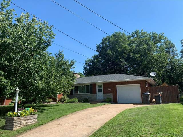 142 Crestview, Wood River, IL 62095 (#20053045) :: St. Louis Finest Homes Realty Group