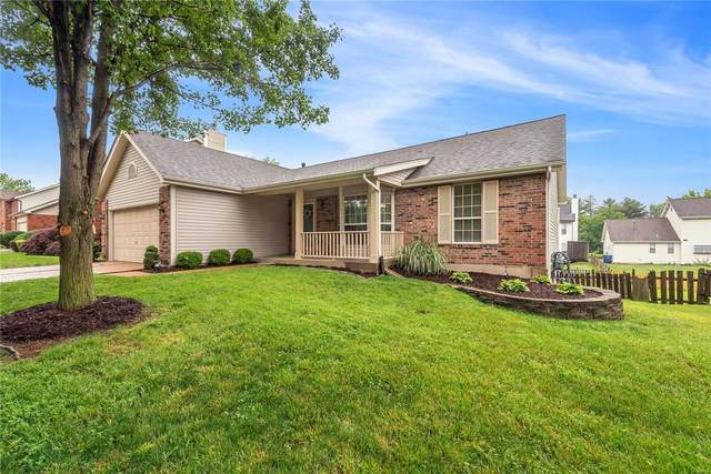 514 Baltic Drive, Florissant, MO 63031 (#20053049) :: The Becky O'Neill Power Home Selling Team