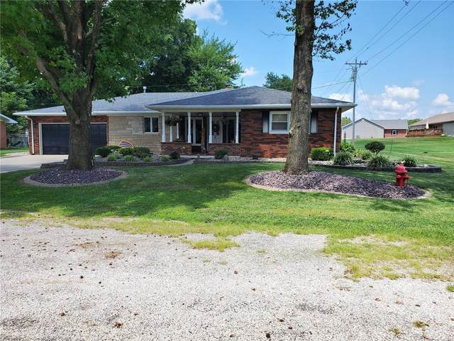 1011 Montgomery Street, CARLYLE, IL 62231 (#20053070) :: The Becky O'Neill Power Home Selling Team