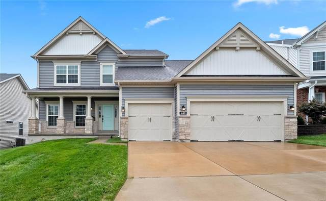 1640 Willowbrooke Manors, St Louis, MO 63146 (#20053112) :: The Becky O'Neill Power Home Selling Team