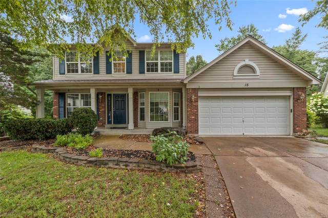 15 Marymount, Valley Park, MO 63088 (#20053163) :: The Becky O'Neill Power Home Selling Team