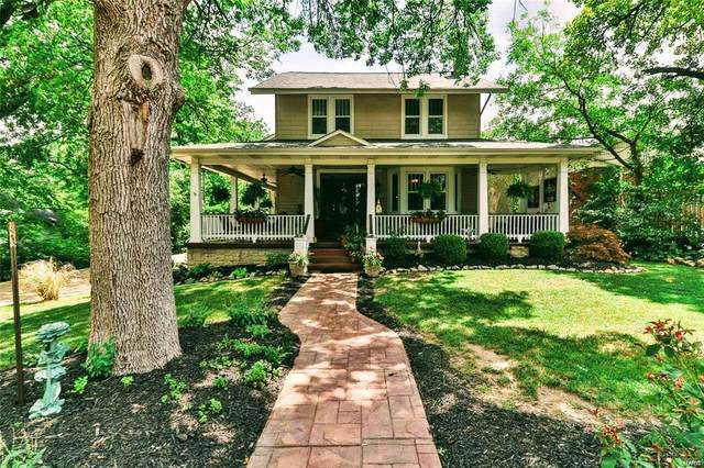 412 S Elm, Webster Groves, MO 63119 (#20053172) :: Parson Realty Group