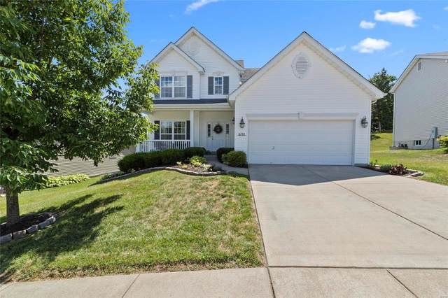6731 Eagles View Drive, Pacific, MO 63069 (#20053173) :: The Becky O'Neill Power Home Selling Team