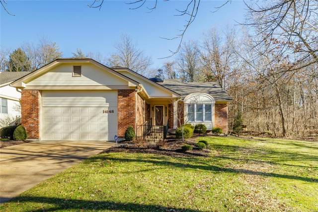 14148 Baywood Villages Drive, Chesterfield, MO 63017 (#20053175) :: Parson Realty Group