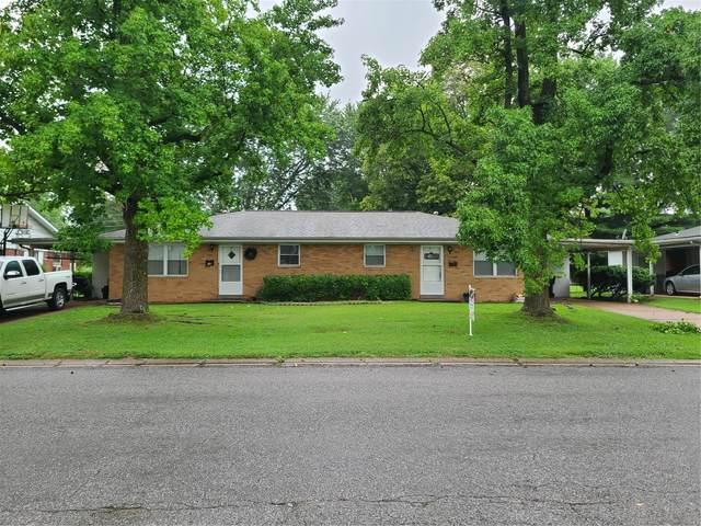 17 Tudor Drive 15-17, Belleville, IL 62226 (#20053180) :: Fusion Realty, LLC