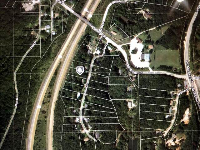 5025 Forest (Vacant Lot #5) Lane, House Springs, MO 63051 (#20053203) :: PalmerHouse Properties LLC