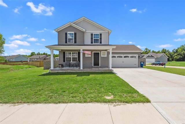 140 Valley Farms Drive, Winfield, MO 63389 (#20053207) :: The Becky O'Neill Power Home Selling Team