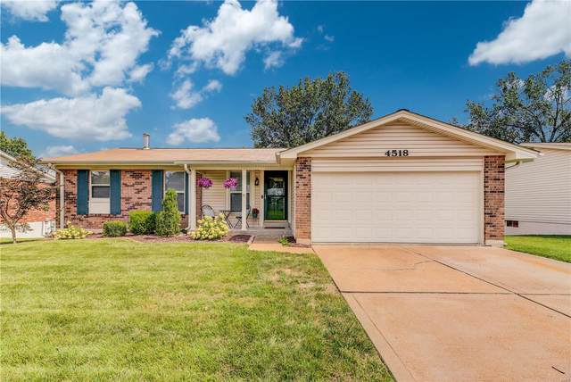 4518 Ashfield Drive, St Louis, MO 63129 (#20053213) :: The Becky O'Neill Power Home Selling Team