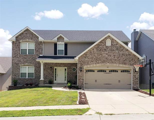 461 Amber Lake Ct, Imperial, MO 63052 (#20053223) :: The Becky O'Neill Power Home Selling Team