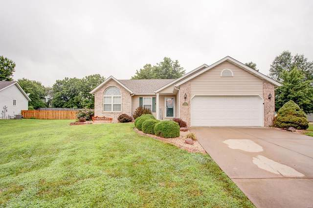 409 Copper Bend, Maryville, IL 62062 (#20053227) :: Tarrant & Harman Real Estate and Auction Co.