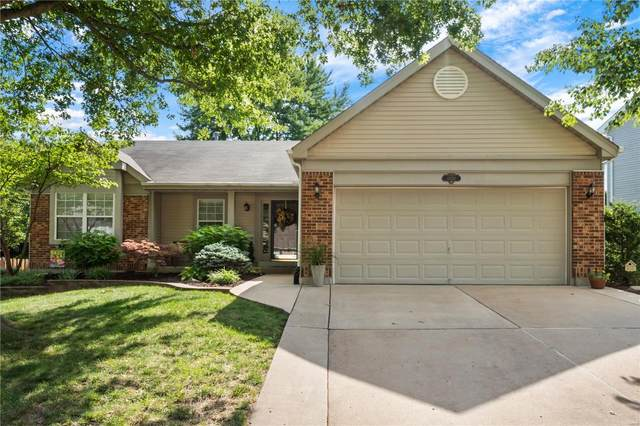 16236 Port Of Nantucket Drive, Grover, MO 63040 (#20053252) :: Parson Realty Group