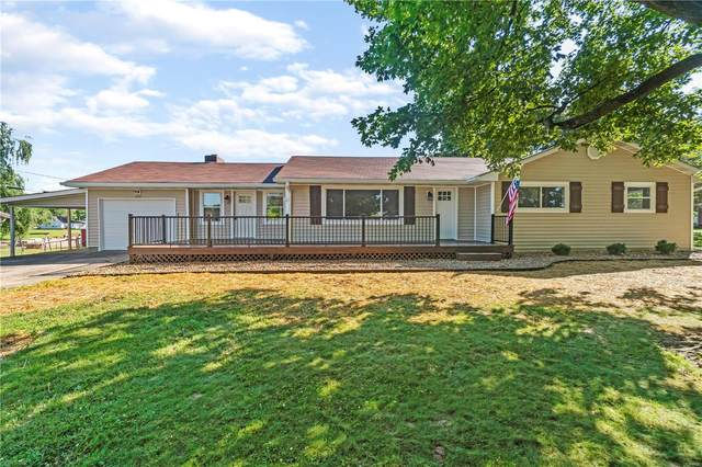 1111 Old Saint Marys Road, Perryville, MO 63775 (#20053260) :: The Becky O'Neill Power Home Selling Team