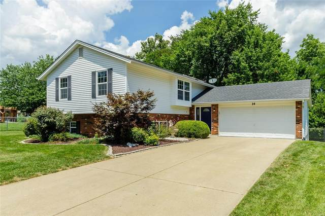 14 Buttercup Court, Saint Charles, MO 63303 (#20053306) :: The Becky O'Neill Power Home Selling Team