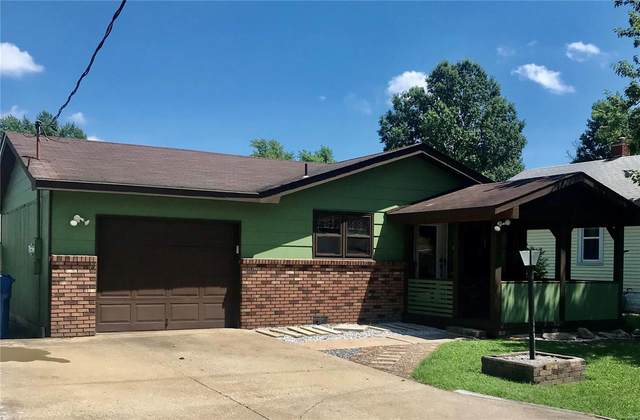 121 Abbott Street, Bethalto, IL 62010 (#20053334) :: Tarrant & Harman Real Estate and Auction Co.
