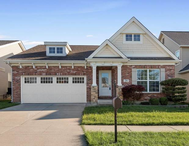 26 Clearvista, Saint Charles, MO 63303 (#20053340) :: St. Louis Finest Homes Realty Group